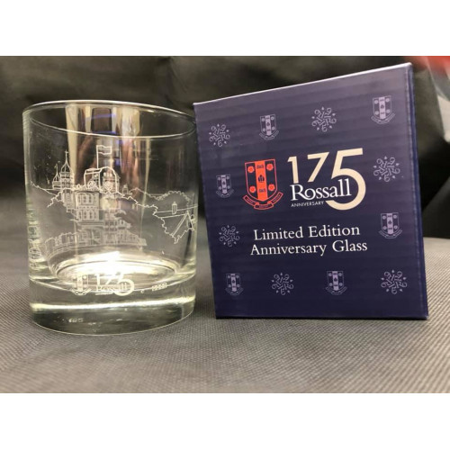 175 Limited Edition Anniversary Glass