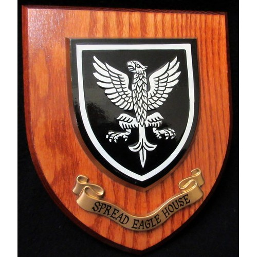 Spread Eagle House Crest