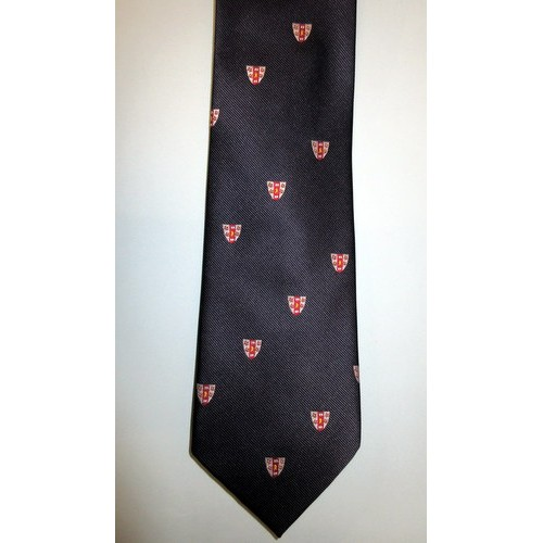Old Rossallian Polyester Tie (Crested)