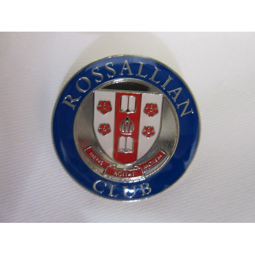 Old Rossallian Leavers Badge