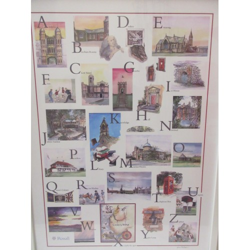 An A-Z of Rossall By Jean Briggs
